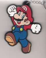 Mario key ring by s325Diana