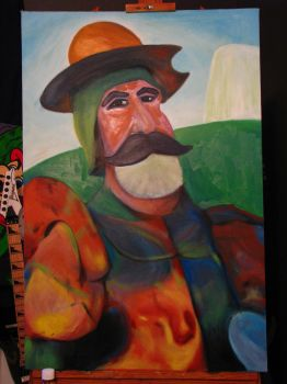Don Quixote by johneric