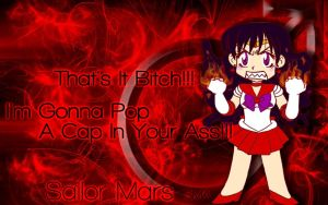 SMA - Sailor Mars 1 by EssJay89
