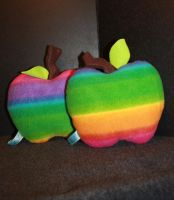 ZAP Apples by Cyber-Scribe-Screens