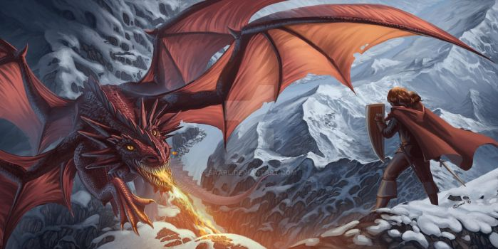 Red Dragon by Saarl