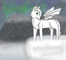 .: Brave the Storm:. by steampuff