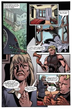 Catman Evolution #1 - Page 5 by Yommer