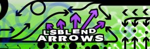 LsBlend's Arrows Brush Set by Ls777