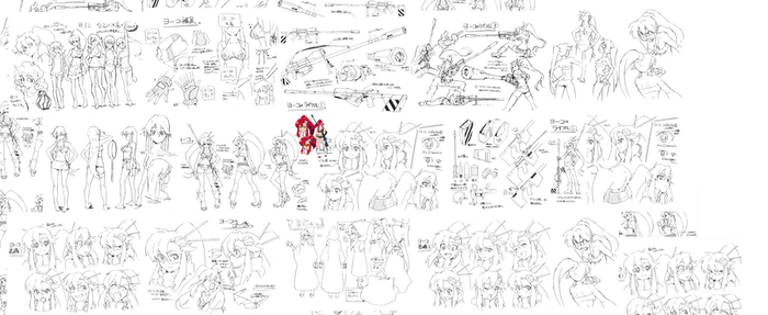 Yoko Littner Character Sheet mashup 1 by wyoh