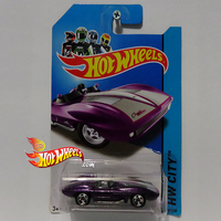 CORVETTE STINGRAY Purple by idhotwheels
