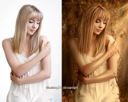 Halo Before After by titusboy