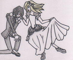 May I have this dance? by Blue-Vampire-Queen