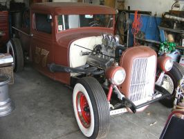Kustom Ford by colts4us