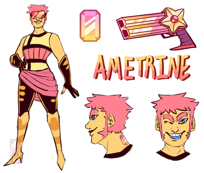 AMETRINE by Deer-Head