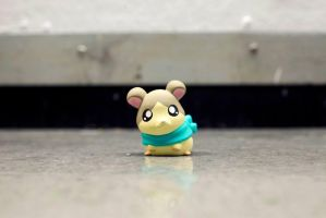 Hamster by carlotta-guidicelli