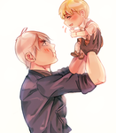 Big Brother Prussia and Little Germany by brunamz