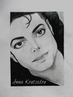 MJ. For All Time by annakoutsidou