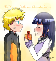 NH: Happy birthday Naruto 2010 by DH-Chara