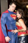 Superman and Wonder Woman Cosplay 4 by PhoenixForce85