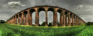 Hump Back Viaduct by wreck-photography