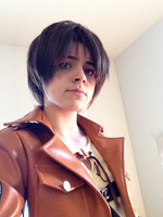 Eren Jaeger Cosplay Test by The89thAlice