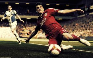Albert Riera by HelterSkelter33