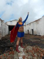 Supergirl 003 by EvenSummer