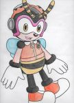 Charmy The Bee by ilovefanboyychumchum