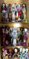 Monster Monster High by GothicKitta