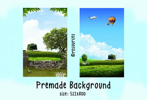 Premade background by StoneHeartedHan