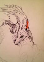 The Weilder Of Fire WIP by October-Moon337