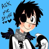 ASK INK by ArtistsBlood