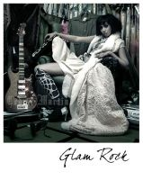 :: GLAM ROCK - 1 :: by CedZ