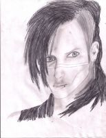 Andy Biersack by loveroftheartsforvr
