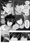 Death Note Doujinshi Page 103 by Shaami