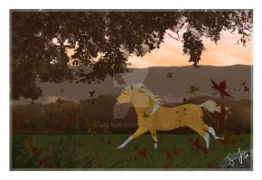 Autumn is here by Jullelin