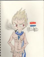 [APH] Holland *OLD* by Potato-Kitten