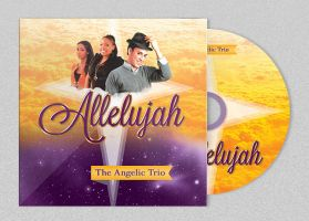 Allelujah Church CD Artwork Template by Godserv