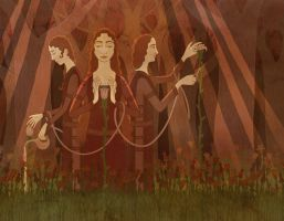 Norns by WhatIsThursday