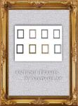 Antique Frames Rec by MadameM by Cutoutstock