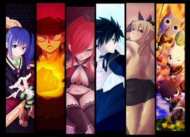 Collab~Fairy Tail by RobCV