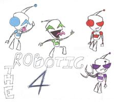 robotic? by EALM528