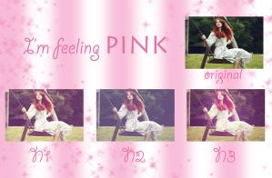 i'm feeling PINK by emma011