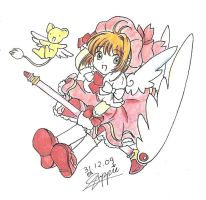 Cardcaptor Sakura by suppiechan25