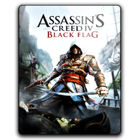 Assassin's Creed IV Black Flag Icon by dylonji