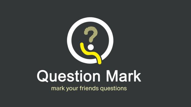 Question Mark Logo 01 by madaramonu