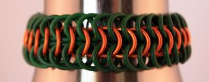 6 in 1 Orange and Green by chain-theory
