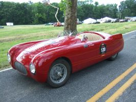1947 Cisitalia 202 MM Nuvolari Spyder by Aya-Wavedancer