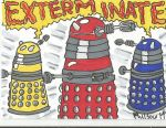 Exterminate! by kylemulsow