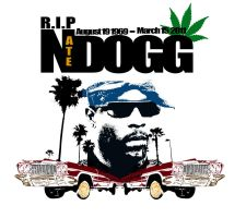 Nate Dogg R.I.P Wallpaper 2 by SeanJJ