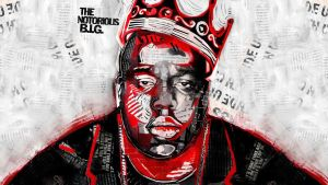 Notorious B.I.G. Wallpaper by Feenster64