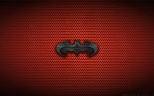 Wallpaper - Batman N' Robin '97 Movie Logo by Kalangozilla