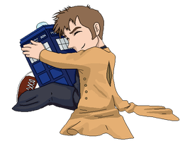 10th Doctor by Shonly