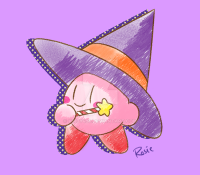 Star Rod by kirby456